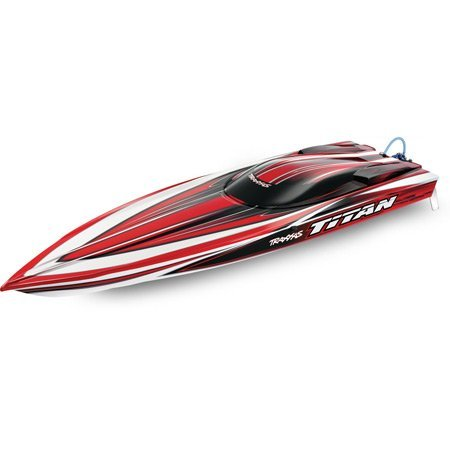 Traxxas Spartan 2.4 RTR Boat w/Brushless System & 2 7-Cell packs
